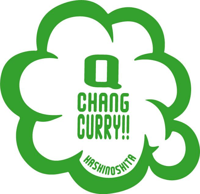 Q-CHANGCURRYロゴ